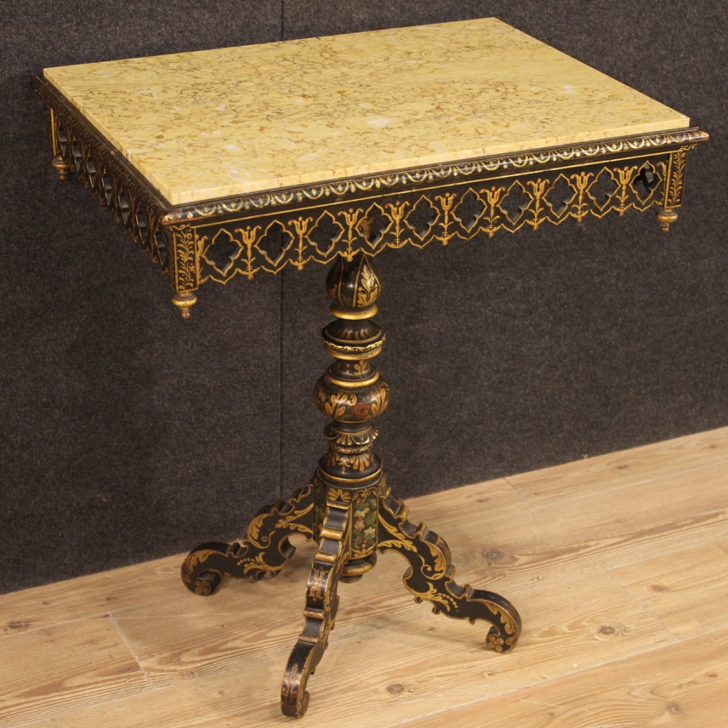 2100€ Italian lacquered and painted side table - cod 9148 https://t.co/sLJmoraKts #FORSALE #antiques #antique #antik #antiqueshop #antiquariato #antiquestore #antiquario #designinterior #antiqueshopping #interiordesign #interiordesigner #antiquedealer #archilovers #table https://t.co/KBU1w5csRj