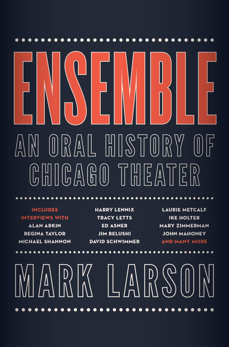 Ensemble: An Oral History of Chicago Theater Price: [price_with_discount](as of [pr...https://t.co/naRCyBWiGZ #ensemble #history #oral #theater https://t.co/xegiXOQPrx