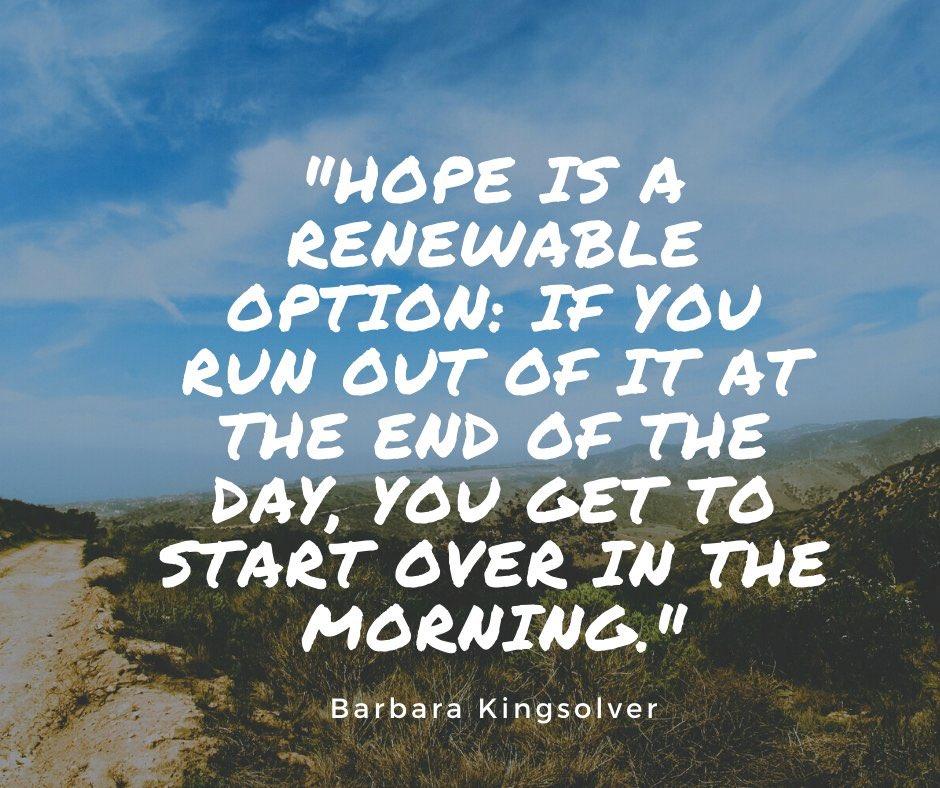 Love that we get a Do over every morning 🙌🏻 . . #hope #renewable #option #doover #newstart #newday #tryagain #freshstart #newtry #doitagain #yougotthis #everymorning #restart https://t.co/KHeVY7lGMD