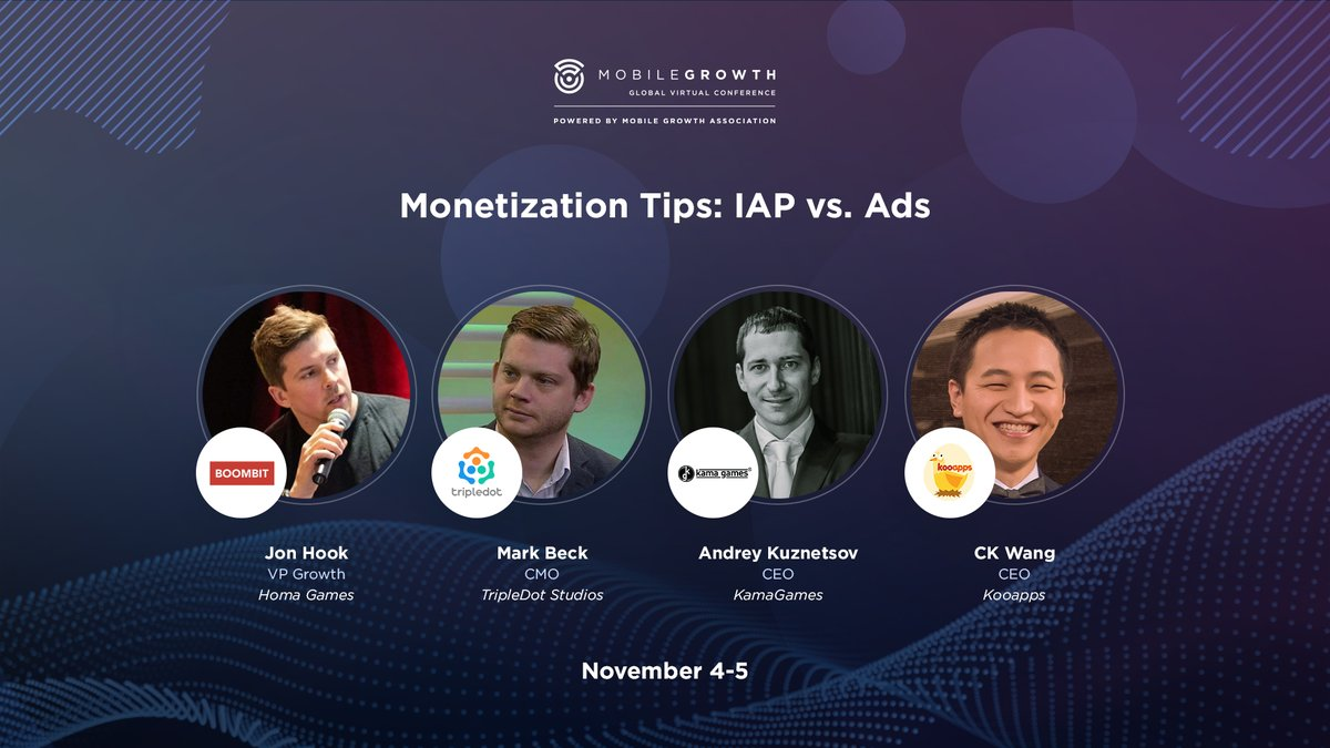 The gaming industry is booming and new genres of games and #monetization models (like #subscriptions) are emerging. But what is really driving the revenue for #mobilegames?   Register for #MGSGVC 2.0: https://t.co/2PJlMU00FW https://t.co/xXhLBbeCr5