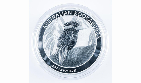 2014 Australian Kookaburra $1.00, 1oz ASW Proof https://t.co/q3bm1D272N Online Auction Thursday October 29th, 2020 At 7:00 PM EST.  #Coins #Collectibles #Jewellery #Bullion #Banknotes #Art & More! #EstateAuction #CoinAuction #JewelleryAuction #OnlineAuction https://t.co/mRb2GcdvyJ
