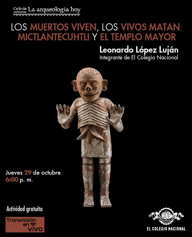 ¡Es #hoy con @LeoLopezLujan! Les dejamos la liga del @ColegioNal_mx para ingresar:  https://t.co/sFhRTZeH0z https://t.co/mfXiQ7Rk16