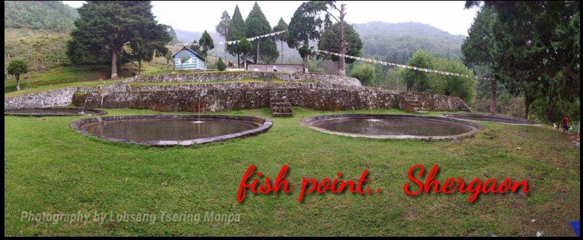 #beautiful #Shergaon  Fish point, near Horticulture Shergaon.  West Kameng district Arunachal Pradesh https://t.co/NWRxFjPViK