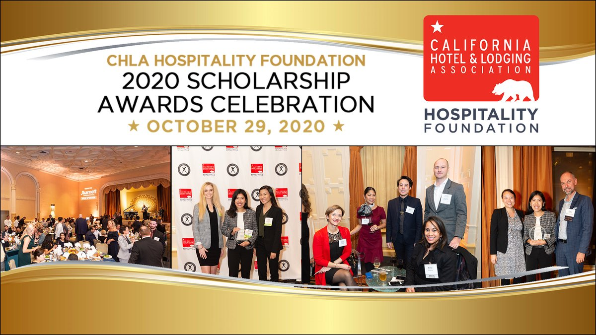 Join us for a complimentary virtual celebration of our 2020 scholarship award recipients - 4:00pm PST today! Register now at .