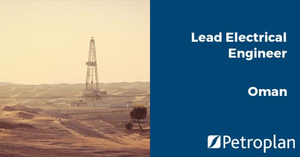 Apply now! Lead Electrical Engineer - #Oman. https://t.co/bShwcLtJOM
