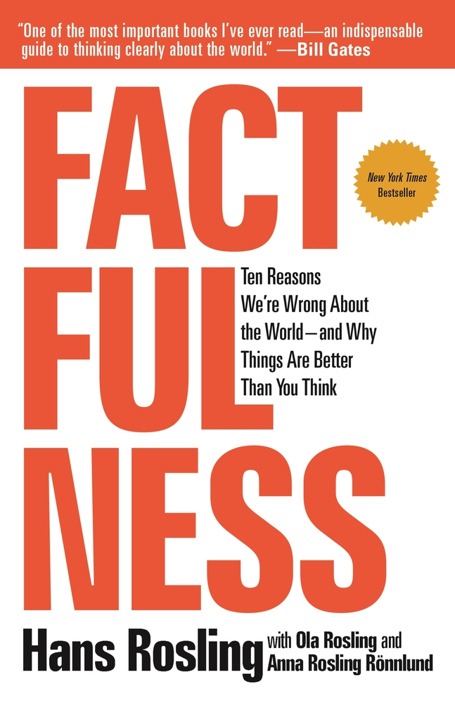 Factfulness by Hans Rosling, the New York Times bestseller, is just $2.99 for a limited time! Download your copy now and dont miss the new book, How I Learned to Understand the World, coming 11.10. #Factfulness #HansRosling amzn.to/37VX3uX
