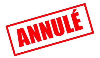 """En raison du #confinement à venir, le spectacle """"Gaïa"""", prévu demain soir à l'espace culturel du #Boisfleuri est annulé, tout comme l'ensemble des manifestations culturelles et sportives prévues dans nos équipements, et ce jusqu'à nouvel ordre. #Lormont #annulation #covid19france https://t.co/wZMHjwSAtz"""