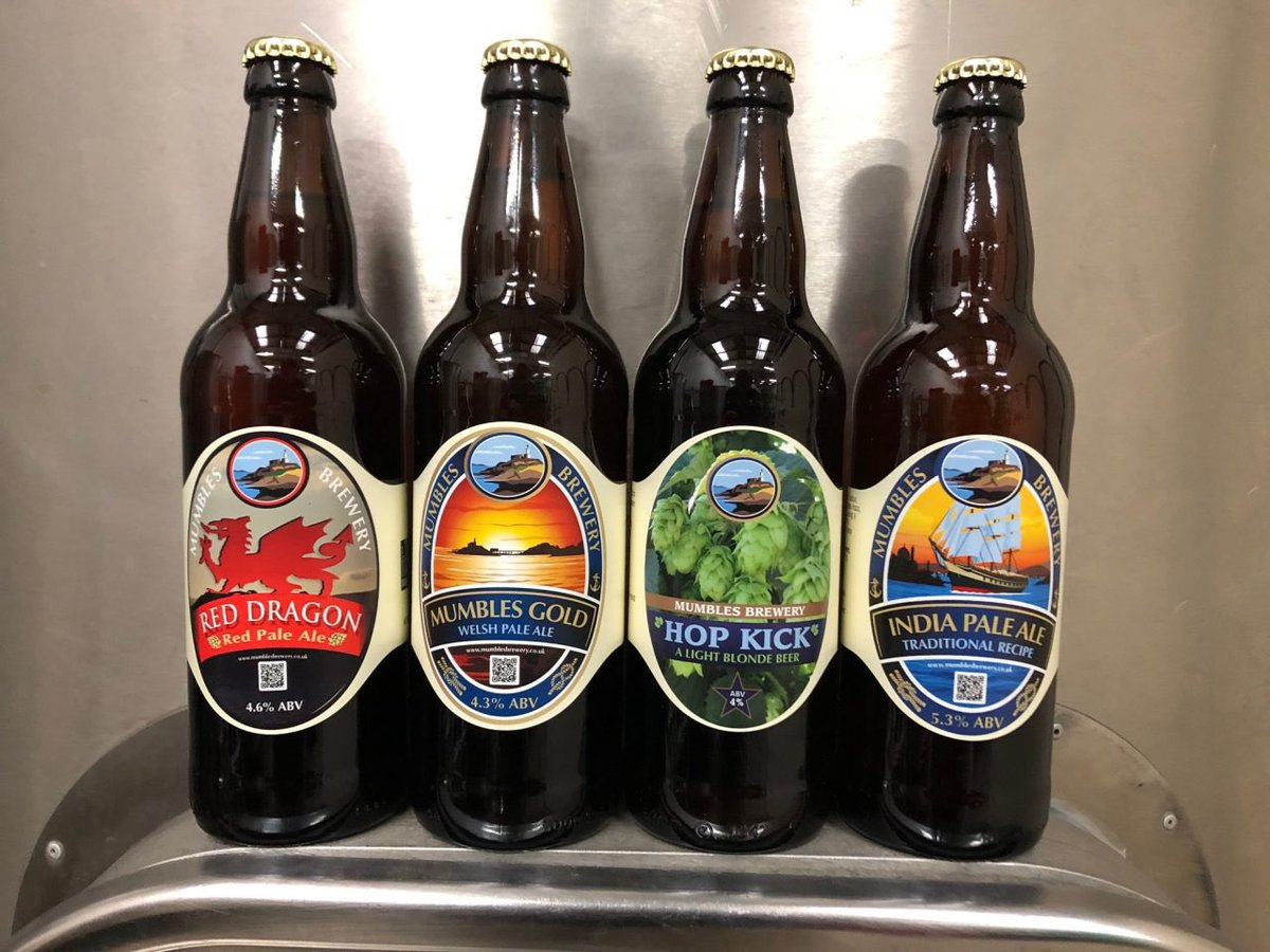 Local #beer with #freedelivery in the #Swansea area tomorrow afternoon  #FridayFeeling. Order by 10.30am. Starting from £17.50: 5 litre boxes, mini casks or from £22: cases of 12 500ml bottles/330ml cans of #ale Peter@mumblesbrewery.co.uk https://t.co/XsIyJH9U0l