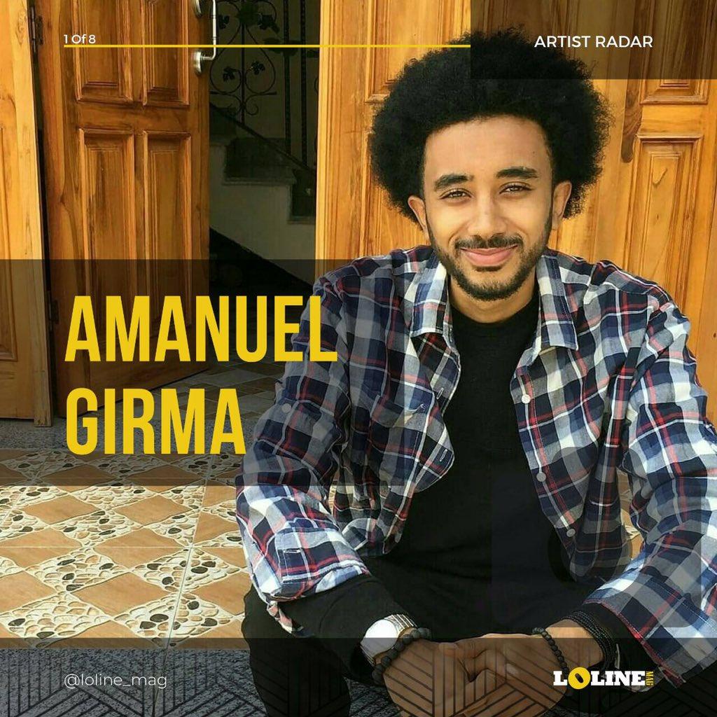 Meet the Artist  We present to you Amanuel Girma   #ArtistRadar #art #design #Ethiopia #habesha https://t.co/ZnGg7PKR5e