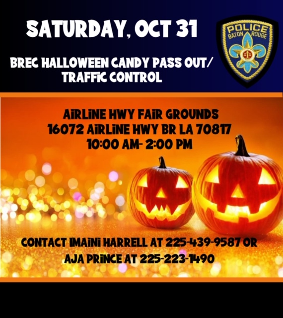 Baton Rouge Police (@BRPD) on Twitter photo 2020-10-29 16:41:05