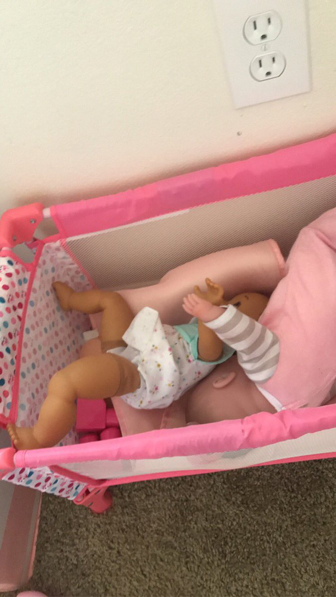SMH my daughter does not follow safe sleep guidelines with her babies at all!!!!