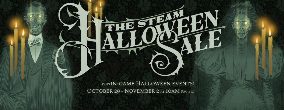 (PCDD) Halloween Sale via Steam. 2