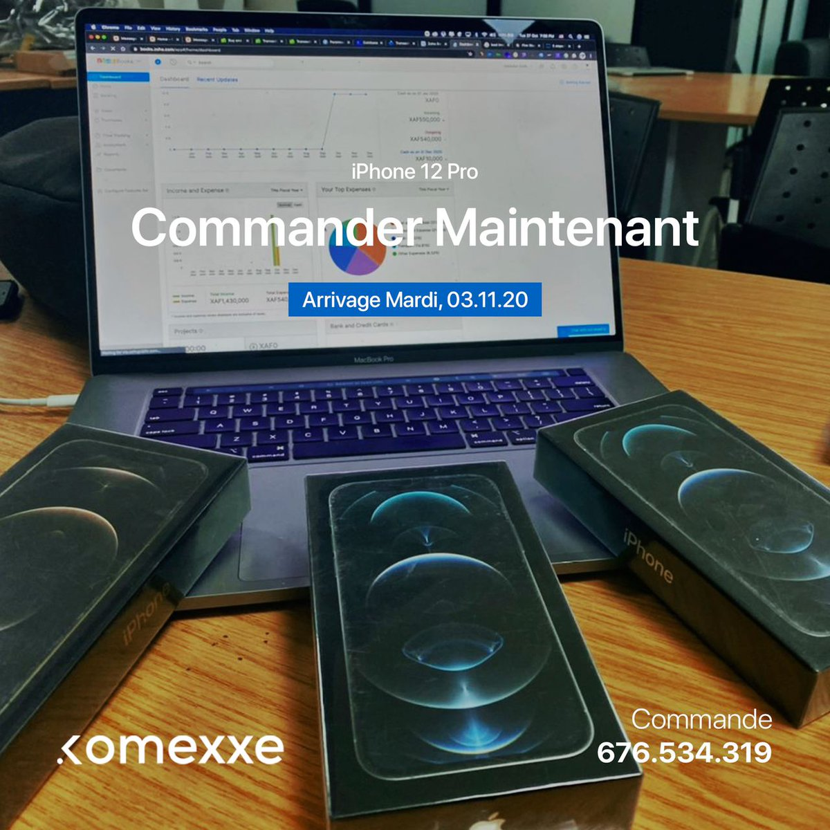 #Komexxe #Komexxans #Apple #AppleLove #Technology #unboxing #iOS14 #iPhone12 #iPhone12Pro #Commerce #Commercants