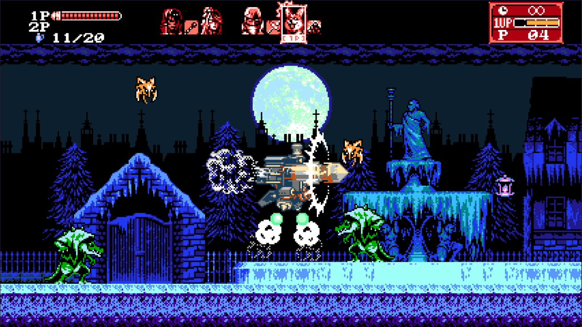 Bloodstained: Curse of the Moon 2 is $10.49 on Steam 2