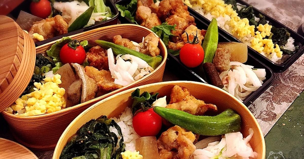 お弁当619  *cookPad/kondate(011:01)*