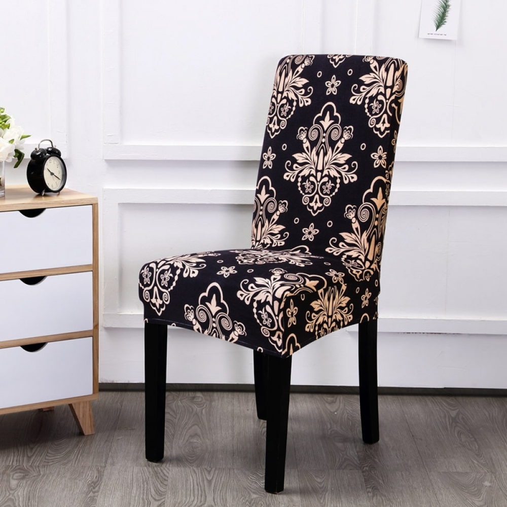 #house #inredning Elastic Fabric Printed Chair Cover https://t.co/R3wPuWoDzh