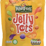 Image for the Tweet beginning: Rowntrees Jelly Tots Sweets Sharing