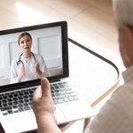 Image for the Tweet beginning: .@CDCMMWR finds telehealth visits increased