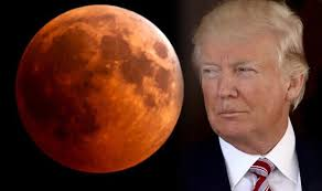 🛡️#T3 - #T3OccultAstrology TRUMP BORN ON #BLOODFULLMOON DURING A TOTAL #LUNARECLIPSE Born: 10:54am EST (14:54 UT) on 6/14/1946. Donald Trump of the Illuminati Bloodline Family Network was destined for his moment in history. No doubt planned - mother induced or caesarian birth 1/6