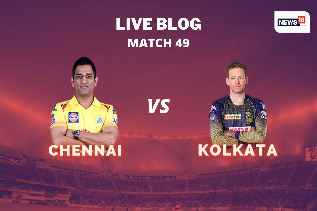 IPL 2020 Live Score, CSK vs KKR Today's Match at Dubai: Toss Coming Up Shortly    #cricketliveblog https://t.co/nmpL9DI9Sl https://t.co/hKn7eHs42G