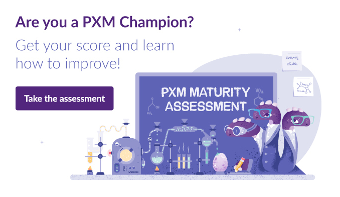 Are you a #ProductExperienceManagement #Adopter, #Innovator, or #Champion? Find out with the new #PXM #MaturityAssessment from @akeneopim! https://t.co/dXfG6jv5Ln https://t.co/aTmG6yEU7Y