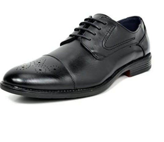 Oxford Dress Shoes for $12!  Use promo code; 60NZUPZY  2