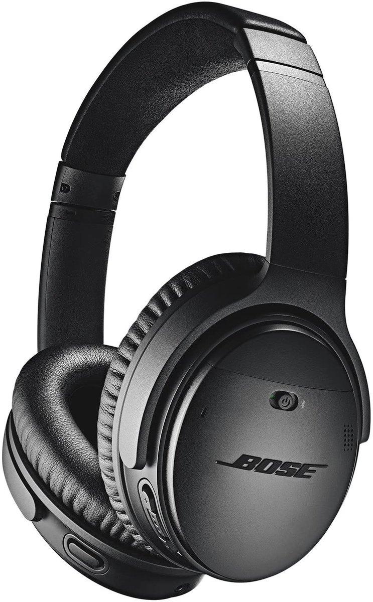 Bose QuietComfort 35 II Wireless Bluetooth Headphones  Only $199!  2