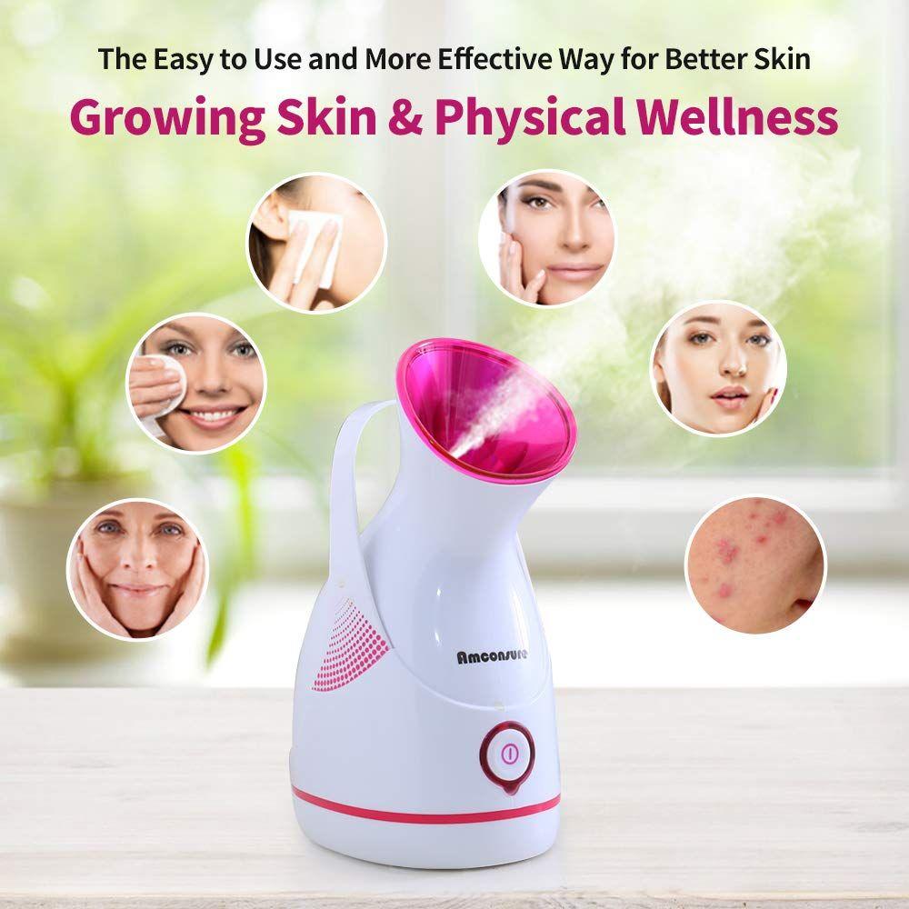 STEAL!!  Facial Steamer for $17.99!  Use promo code; RGA2YS62  2