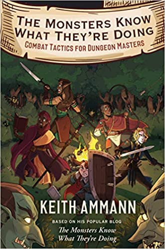 The Monsters Know What They're Doing: Combat Tactics for Dungeon Masters - 52% off  #ad 2
