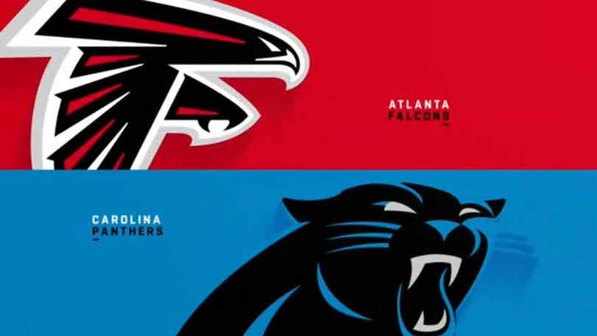 Hj tem Thursday Nigth Football !!!!  Confronto da NFC South, um ainda acredita nos Playoffs o outro tenta de alguma maneira achar uma vitoria, quem leva hj ? Atlanta Falcons vs Carolina Panthers !! #NFL #NFLTwitter #NFLBrasil #NFLnaESPN #RiseUpATL #KeepPounding #MesaOval https://t.co/vS46LhzeWD