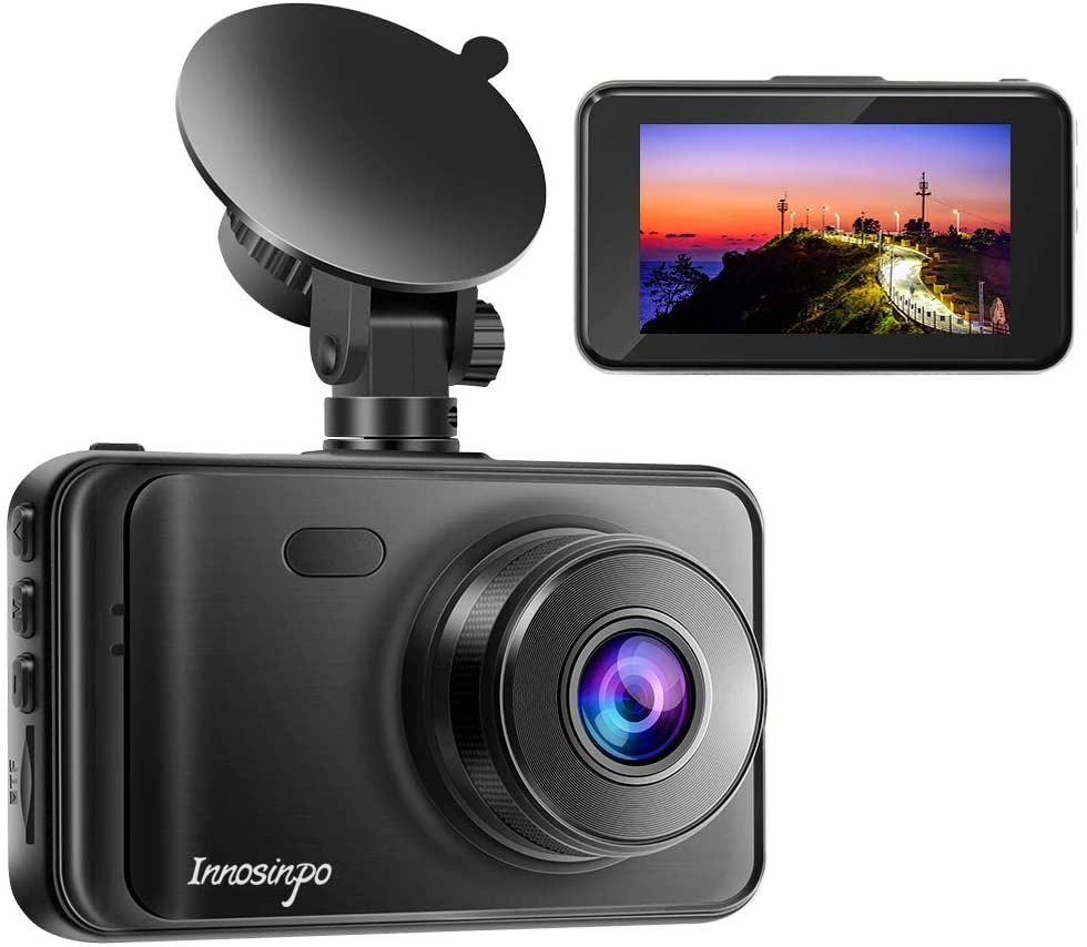Top Rated 1080p Dash Cam for $27.99!  *coupon on page