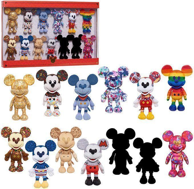 Disney Year of the Mouse Plush Bundle up for preorder!!  *Not charged until it ships*