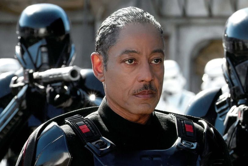 Giancarlo Esposito on Twitter