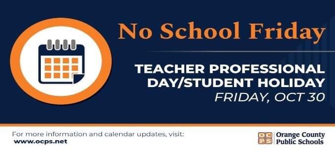 McCoy Elementary (@McCoyElem_OCPS) on Twitter photo 29/10/2020 19:10:12