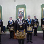 Image for the Tweet beginning: Newmarket Masonic Hall hosted this