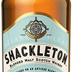 Image for the Tweet beginning: Shackleton Blended Malt Scotch Whisky,