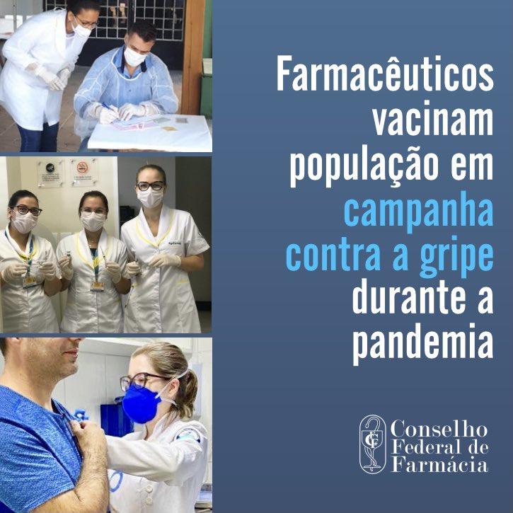 #CFF #Vacinação #Gripe | Diante do eminente grau de propagação e letalidade do contágio por Covid-19,  este ano o Ministério da Saúde decidiu antecipar para o dia 23 de março o início da Campanha Nacional de Vacinação contra Gripe (Influenza): https://t.co/die7wFiPal https://t.co/8ffrvkGTz1