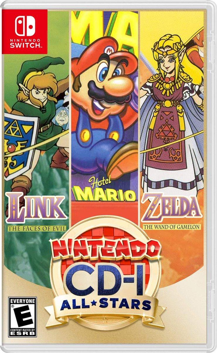 Se ha filtrado una nueva colección de juegos que estará trayendo Nintendo  No sé ustedes pero... ¡Nintendo ya se ganó todo mi dinero! https://t.co/t5JqYRL7EK