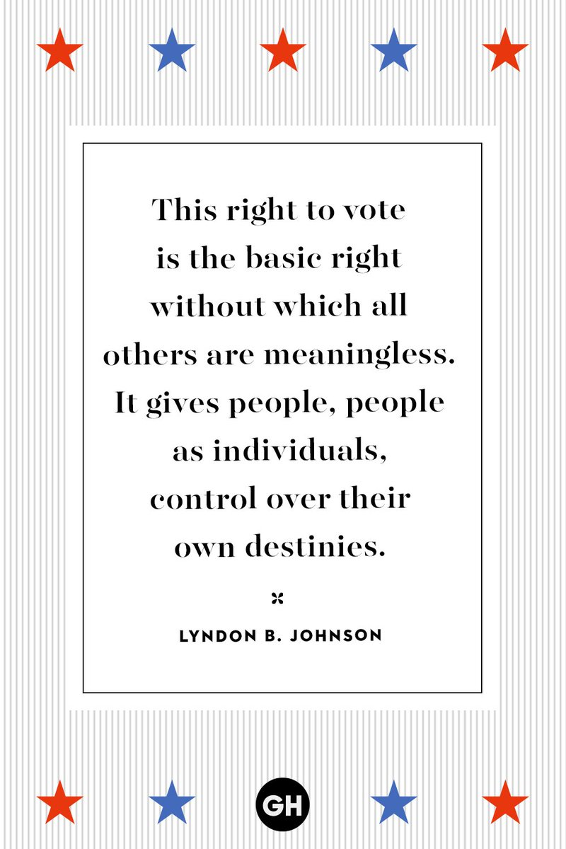 This is the  #DemPartyPlatform for 2020. This part is called: RESTORING AND STRENGTHENING OUR DEMOCRACY: Protecting and Enforcing Voting RightsOnly one party recognizes the right for every American to cast a vote as a fundamental, sacred, constitutional right. 1/13