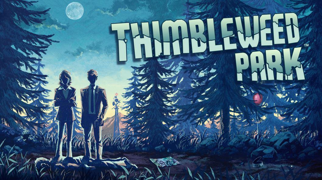 Thimbleweed Park (S) $9.99 via eShop.