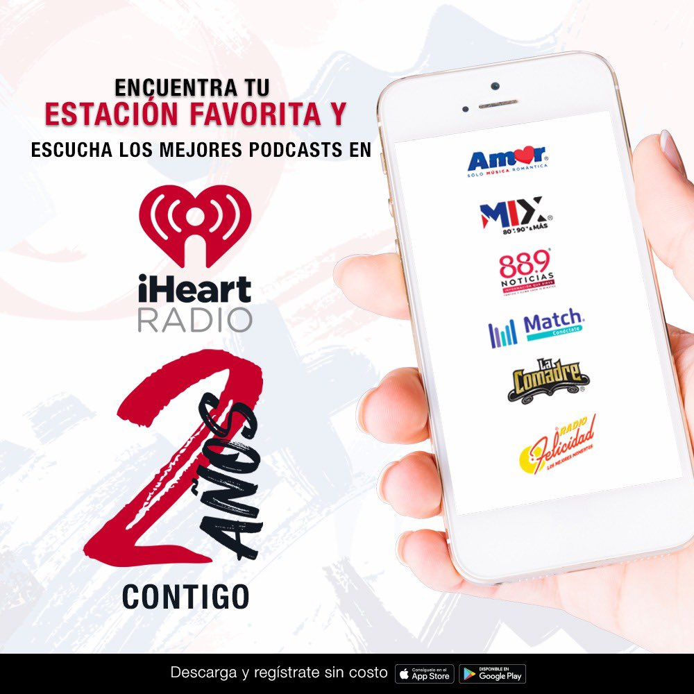 *#iHeartRadio2doAniversario https://t.co/o4DSJYl7JO