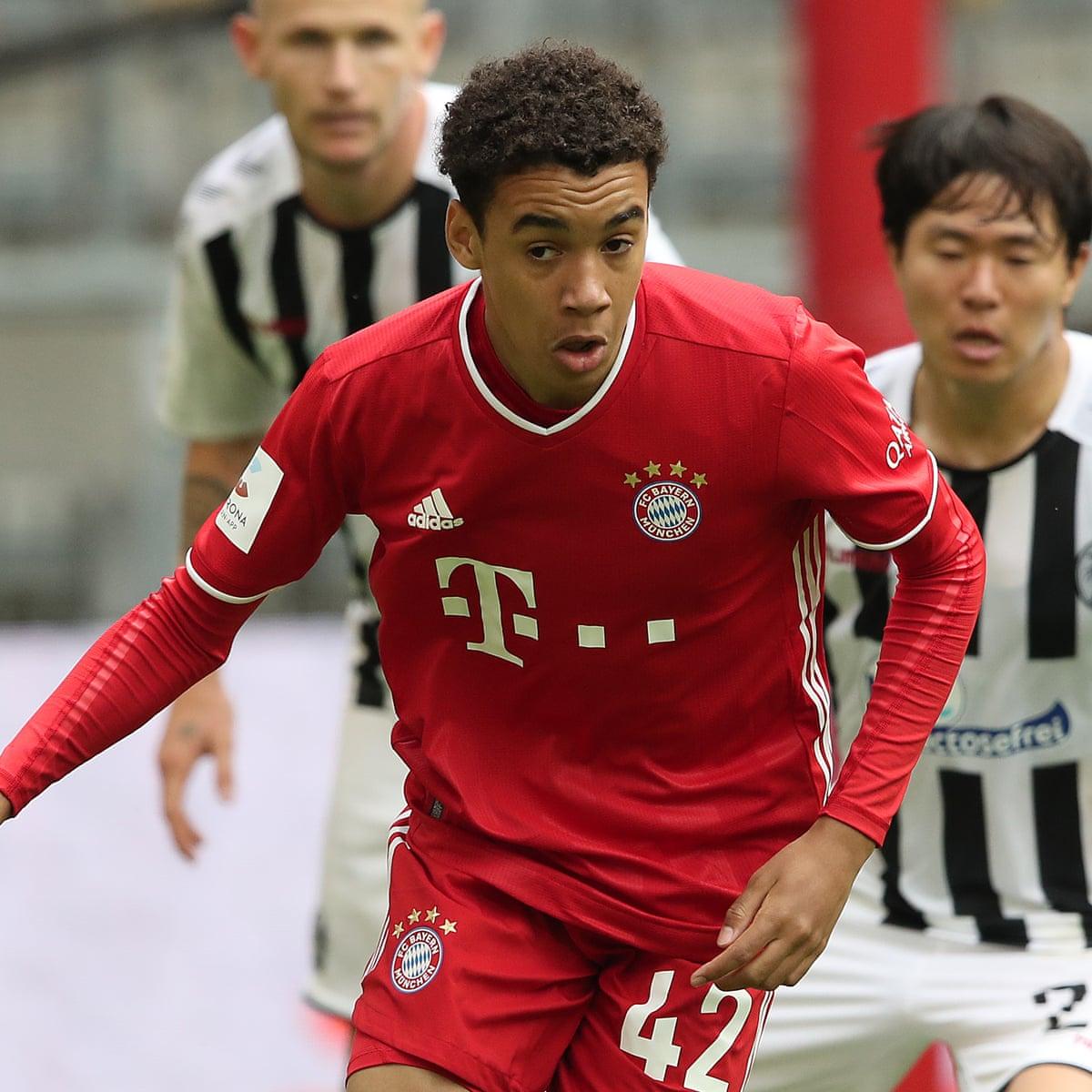 STATS:  Jamal Musiala nach 81 #Bundesliga-Minuten: 5 Angriffseinleitungen (AIN Attack Inputs) 27 Sprints 10 Dribblings (7 won) 1,18 Ballaktionen/Min  23 Zweikämpfe (won 15, 66%) 4 Chancen, davon 2 TOP (1) von 2 Tore  Fazit: Guter Junge mit VIEL Potenzial 😉  #fcbayern #KOEFCB https://t.co/rueBNubcy8