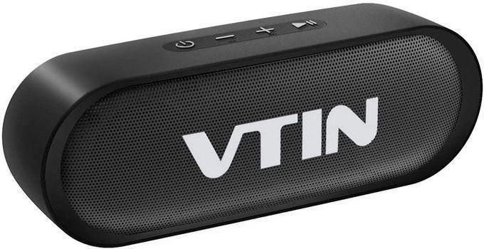 Bluetooth Speaker for $8.49!  Use promo code; VTBH338AC