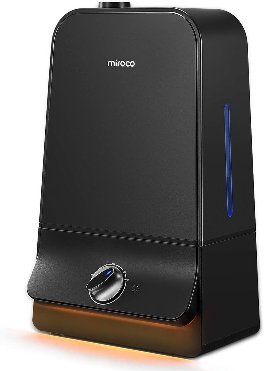 Miroco Cool Mist Humidifier  Only $42.49!