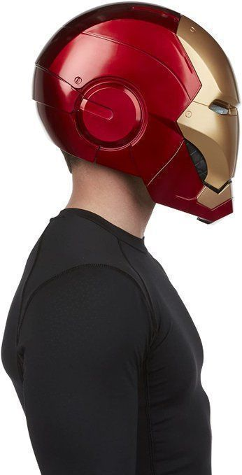 Marvel Legends Iron Man Electronic Helmet for $82, had been selling for $120!