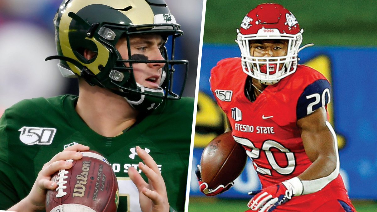 Head Coach Kalen DeBoer and the Fresno State Bulldogs are riding a 9-1-1 ATS streak as the home underdog, as the host the Colorado State Rams in their second game of this modified NCAA football season.  #TNF #GamblingTwitter https://t.co/jUkq7r7eFU https://t.co/K0WHp6h07W