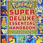 Image for the Tweet beginning: Pokemon: Super Deluxe Essential Handbook