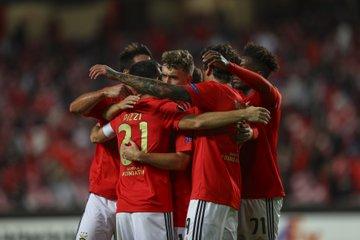 Benfica-Liegi 3-0 (Europa League)