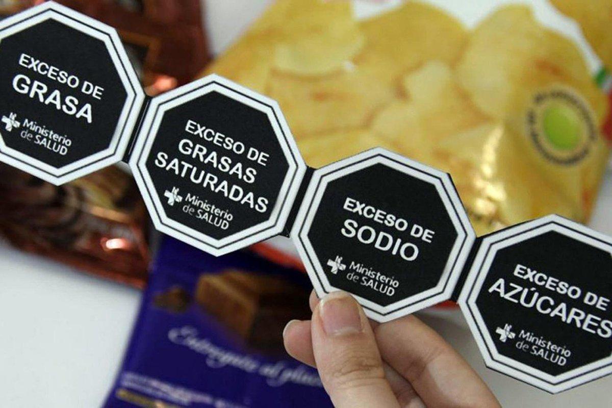 Senado. Aprobaron el proyecto de etiquetado frontal de alimentos https://t.co/Ixn8YEwbq4 https://t.co/VgcTE8MN0s
