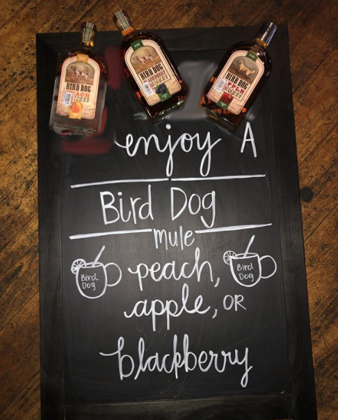 Who's ready for Thirsty Thursday!?!  Cheers to a Bird Dog Mule Cocktail!  Thanks for the photo Tipsy_Whiskey_Girl!  #mostawarded #mixology #cheers #birddogwhiskey #mostawardedflavoredwhiskey #apple #blackberry #peach https://t.co/uwJtj1PdqQ